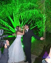 Luz Cenográfica para Festas e Eventos