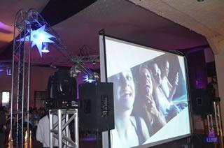 Telão e Tvs para Festas e Eventos